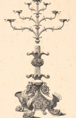 Architecture - Decoration - Candlestick - Byzantine time