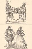 Dekoration - Porträt - Tracht - 16. Jahrhundert - XVI. Jahrhundert (Jost Amman)