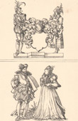 Dekoration - Portr�t - Tracht - 16. Jahrhundert - XVI. Jahrhundert (Jost Amman)