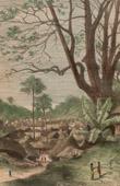 Stich von Coumassie (Guinea)