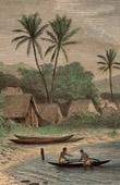 Stich von Toamasina (Madagaskar)
