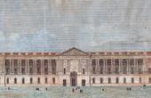 Columns of the Louvre - Paris (France)