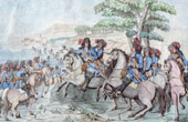 Crossing of the Rhine by Louis XIV of France