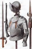 armi Antici Francesi - Corazza - Armatura - Spada - Archibugio - 16 Secolo - XVI Secolo