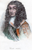 The Great Condé - Louis II de Bourbon Prince de Condé