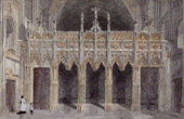 Cathedral Sainte-C�cile of Albi - Rood Screen - Jub� (Tarn - France)