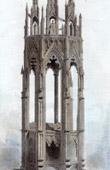 Tomb of Cardinal Arnaud de Via - Villeneuve lez Avignon (France)