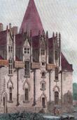 Castle - Château de Josselin - Brittany (France)