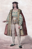 Portrait of Charles II d'Amboise (1473-1511)