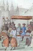 Charles VIII of France in Paris (1484)