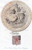 Seal of Charles the Bold - Duke of Burgundy (1433-1477)