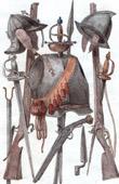 armi Antici Francesi - Luigi XIV di Francia