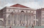 View of Paris - Theater - Th�atre de l'Od�on