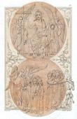 Last Judgment (Vignette du Br�viaire de Saint-Denis)