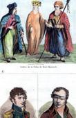 Stamme von Beni-Koreisch - Portr�t von �tienne Louis Malus (1775-1812) - Nicolas Cont� (1755-1805)