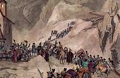 Guerre Napoleoniche - Napoleone varca le Alpi al Gran San Bernardo