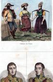 Austrian Costume - Vienna (Austria) - Portraits - Compans (1769-1845) - Colaud (1754-1819)