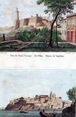 Île d'Elbe - Portoferraio - Maison de Napoléon - Vue de Otrante (Italie)