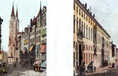 View of Nuremberg - View of Munich (Germany)