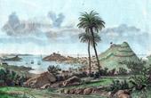 Stich von St. George's - Grenada - Antillen