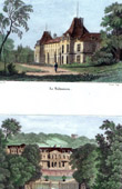 Malmaison Castle - Napoleon - Bonaparte - Jos�phine de Beauharnais - Castle of Saint-Cloud - �le-de-France