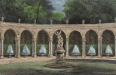 Palace of Versailles - Garden - La Colonnade