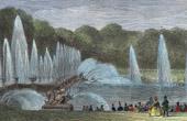 Palace of Versailles - Garden - Le Bassin de Neptune