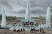 Palace of Versailles - Garden - Le Bassin d'Apollon
