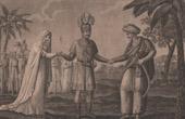 Richard L�wenherz - Richard I - Ehe seiner Schwester mit Malek-Adhel, Bruder von Saladin