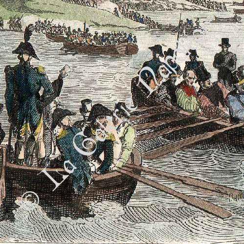 Stampe antiche rivoluzione francese campagna d 39 egitto for Ufficio di campagna francese
