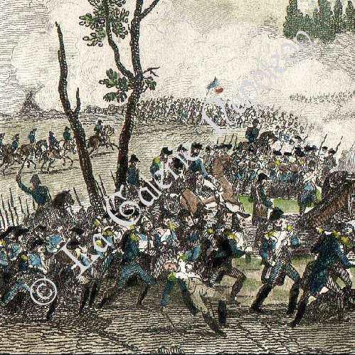 Stampe antiche stampa di storia di napoleone bonaparte for Stampe di campagna francese
