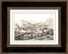 �sterreichische Armee vs Franz�sische Armee - Napoleon Bonaparte - Italien - Schlacht bei Rivoli - Koalitionskriege - 1797