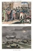 Bonaparte Visite l'H�pital des Pestif�r�s � Jaffa (25 Mai 1799) - Guerres Napol�oniennes - Campagne d'�gypte