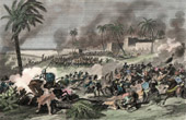 French Revolutionary Wars - Napoleonic Campaign in Egypt - Battle of S�diman (1798)