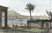 View of Naples (Italy)