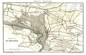 Stich von Alte Plan - Schlacht an der Brücke von Arcole - Koalitionskriege - 1796