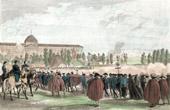 Lazare Hoche - Franz�sisch General - Franz�sisch Revolution - Begr�bnisfeier (1797)