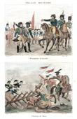 Napoleone Buonaparte - Campagna d'Italia - Battaglia di Lonato (1796) - Cavalli di Frisia