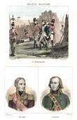 Parlementaire - Ambassadors - Portraits - Jean-Joseph Dessolles (1767-1828) - General Lecourbe (1759-1815)