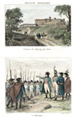Castle of Valperga (Piedmont - Italy) - Napoleon Bonaparte - Napoleonic Campaign in Egypt - Toulon - Allocution to the troops (1798)