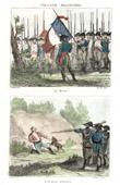 Napoleonic Wars - Napoleon Bonaparte - Military parade - Execution (1796)