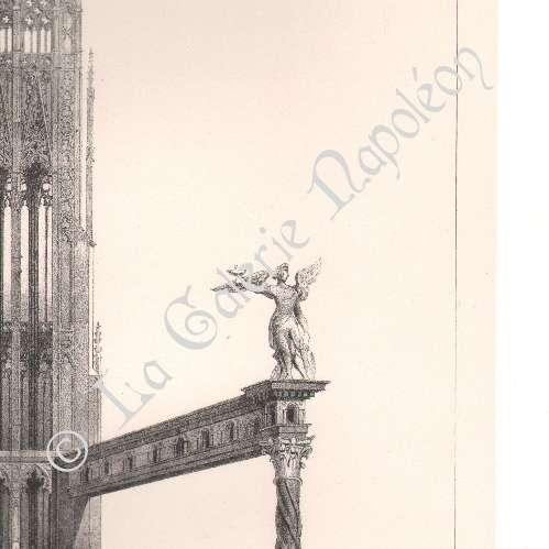 gravures anciennes meubles anciens art espagnol art religieux cath drale de barcelone. Black Bedroom Furniture Sets. Home Design Ideas