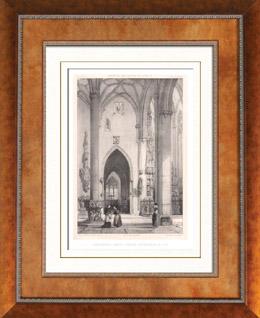 Altsachen - Liturgisches Geräten - Sakramentshaus - Dom - Kathedrale von Ulm - Deutsche Kunst - XV. Jahrhundert