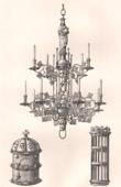 Ancient Objects - British art - Chandelier and Lanterns - Bronze