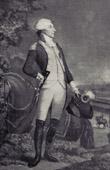 Portrait of Gilbert du Motier Marquis de Lafayette (1757-1834)