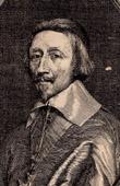 Portrait of Richelieu (1585-1642) - Philippe de Champaigne
