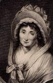 Portrait of Marie-Elisabeth Joly (1761-1798)