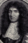 Portrait of Colbert (1619-1683)