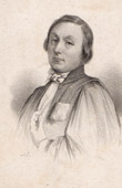 Portrait of Nogent de Saint-Laurens (1814-1882)