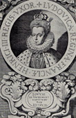 Retrato de Luisa de Lorena-Vaud�mont (1553-1601)